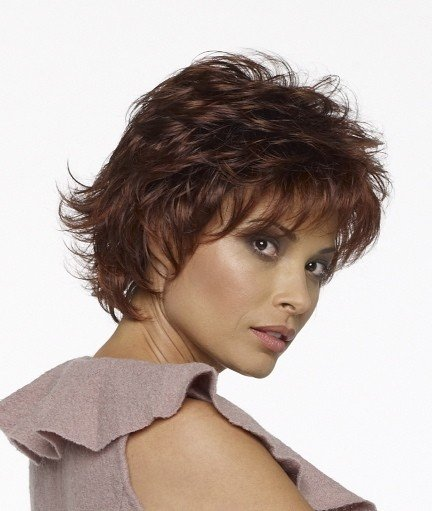 Hazel wig - Natural Collection