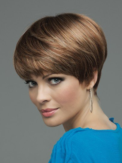 Holly wig - Natural Collection