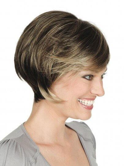 Victoria Mono Deluxe Human Hair wig - Gisela Mayer