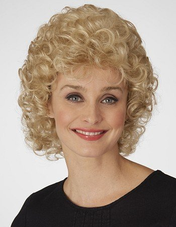 Gemini wig - Natural Image - Front View