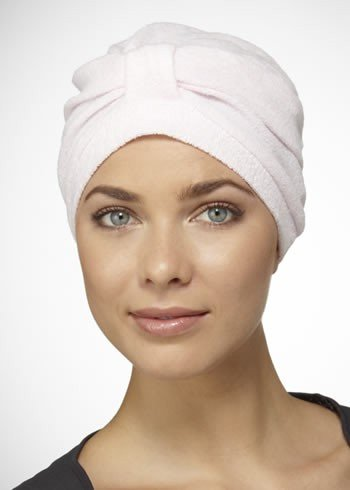 Turban - Towelling - Natural Image