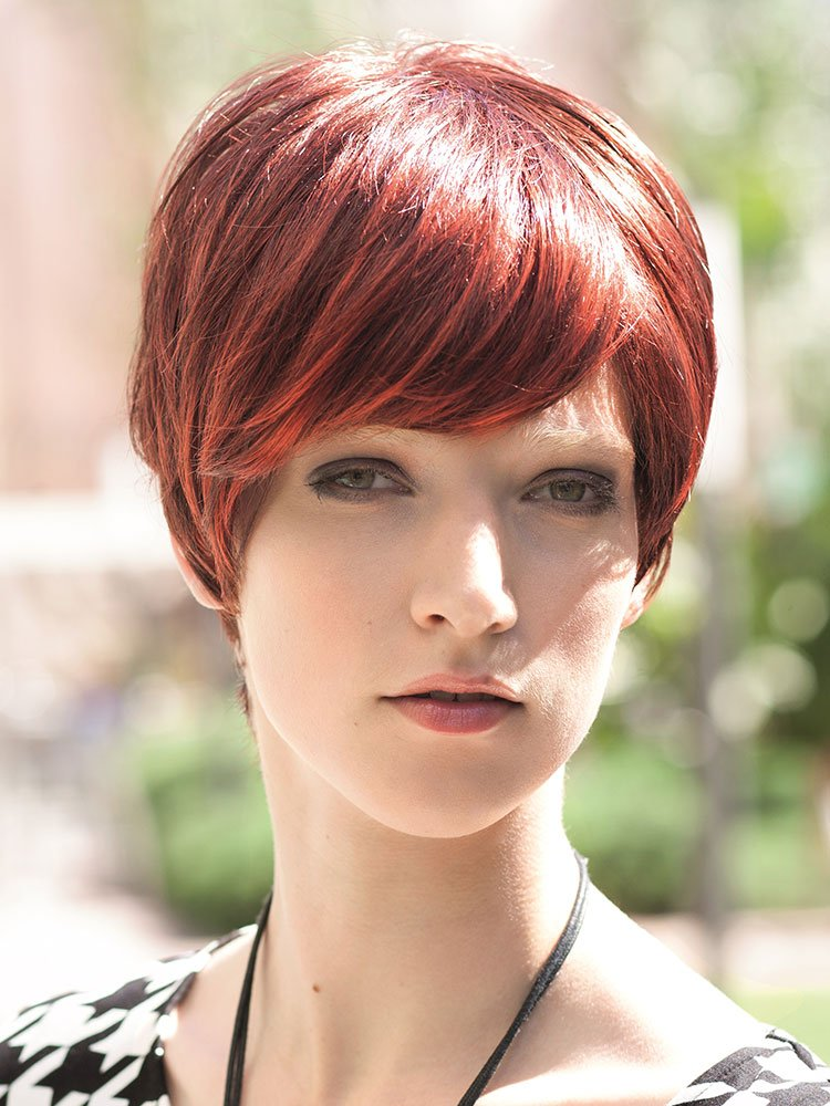 Alexa wig - Gisela Mayer - Front View