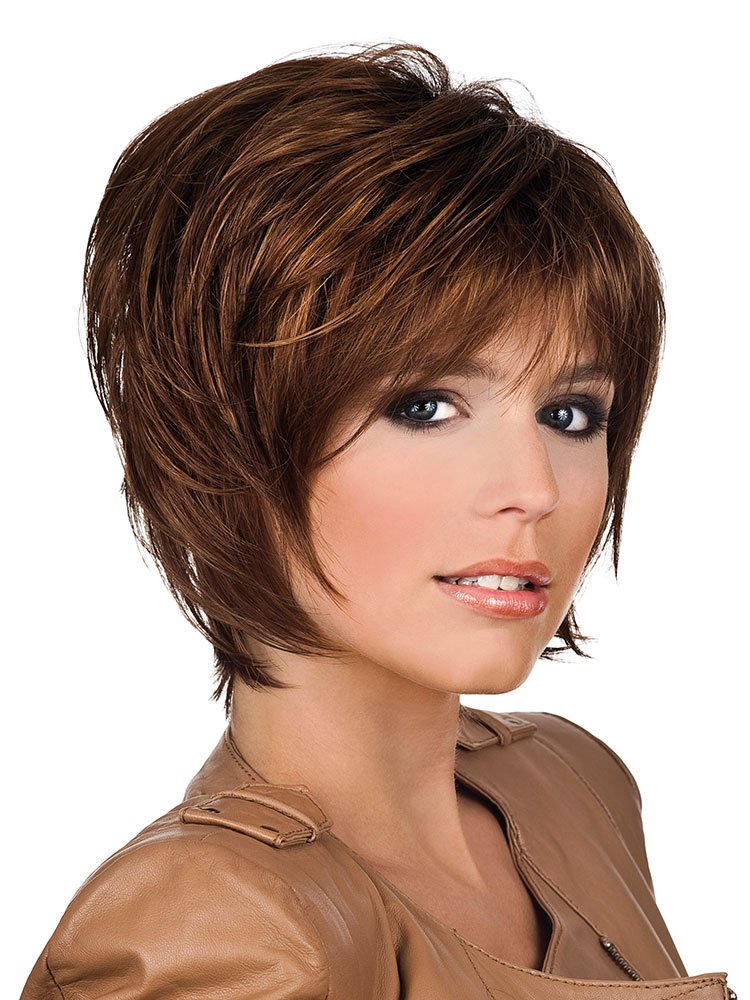 Ashley Mono wig - Gisela Mayer - Front View