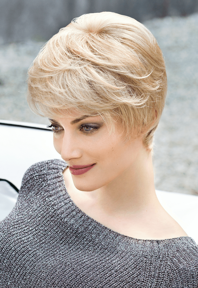 Light Mono Lace wig - Gisela Mayer