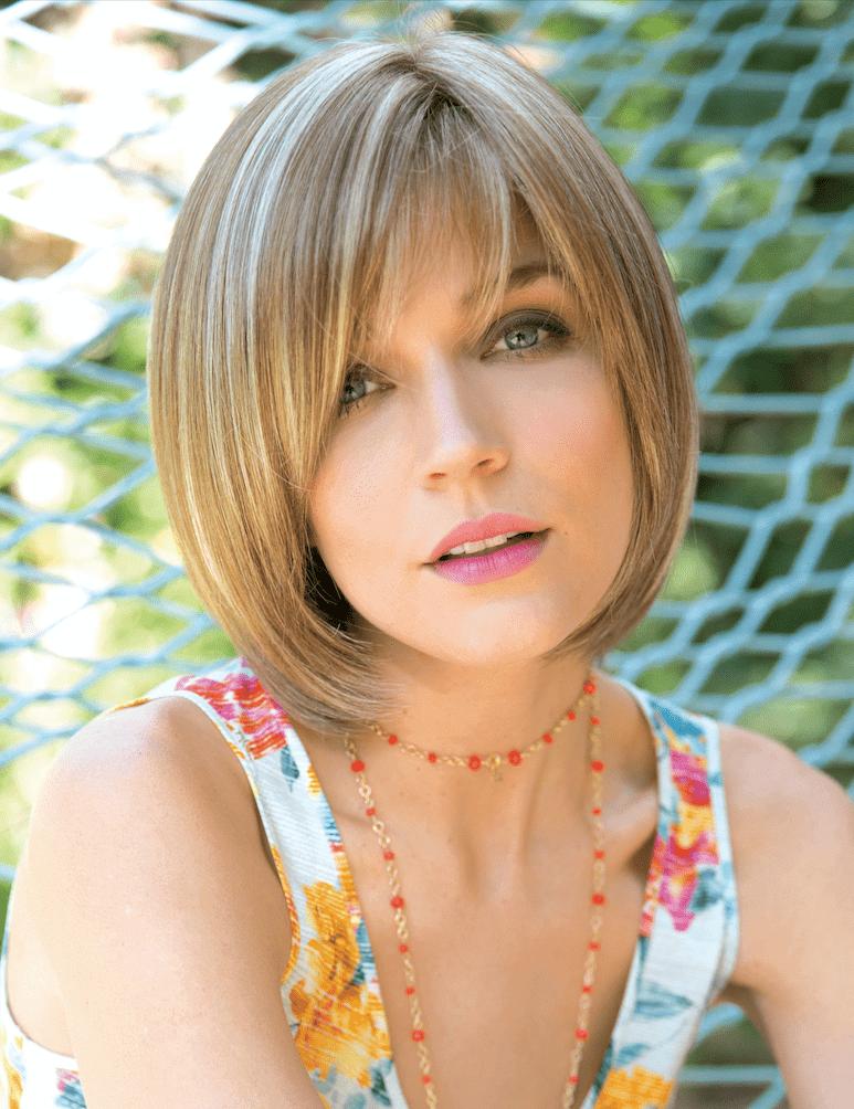 Erika wig - Amore Rene of Paris - Front View