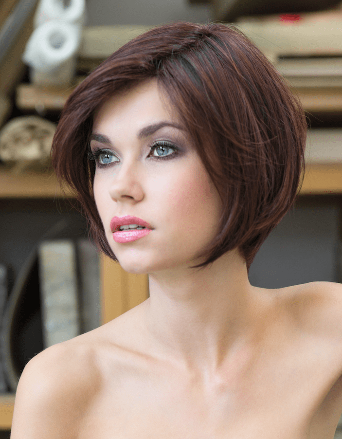 Lucca Deluxe Lace wig - Ellen Wille Stimulate Collection - Side View