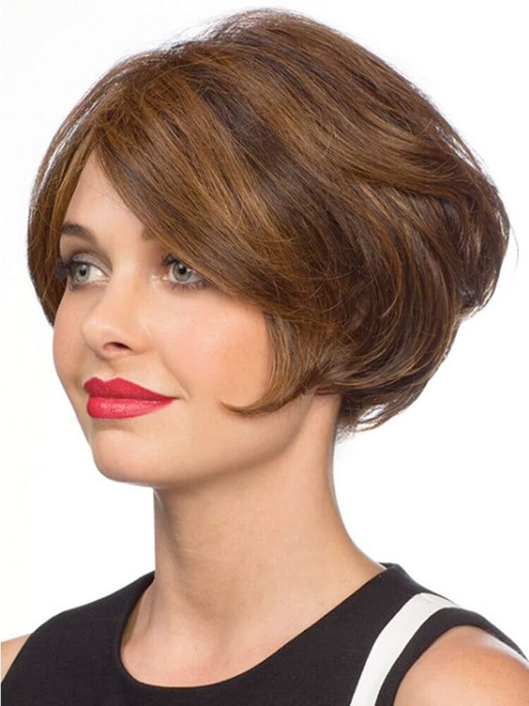 Solei wig - Revlon - Side View