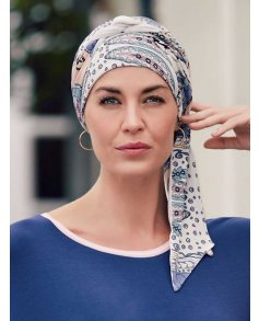 1012 Mantra Scarf Long Printed - Christine Headwear