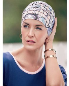 2000 Yoga Turban Printed - Christine Headwear