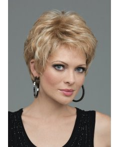 Dahlia wig - Natural Collection