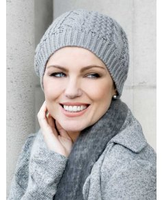 Bianca Knitted Hat - Masumi Headwear
