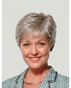 Generation Gap Mono wig - Dimples