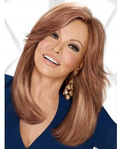 High Fashion Human Hair wig - Raquel Welch