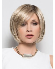 Just Nature Human Hair Top Piece - Hair Society Collection by Ellen Wille