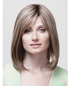 Kylie Petite Human Hair wig - Dimples Bronze Collection