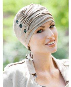 Louise Bamboo Turban - Masumi Headwear
