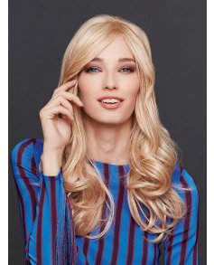 Luxury Lace F Human Hair wig - Gisela Mayer