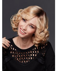 Luxury Lace H Human Hair wig - Gisela Mayer