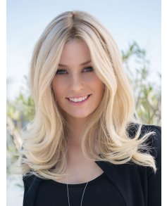 Noble Look Human Hair wig - Annica Hansen Lifestyle Collection