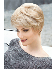 Light Mono Lace wig - Gisela Mayer