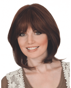 Tropical Mono Lace Human Hair wig - Gisela Mayer