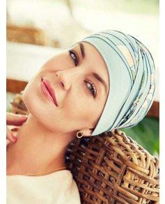 1331 Shanti Turban Printed SS19 - Christine Headwear