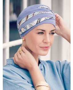 1131 Shanti Printed Turban - Christine Headwear