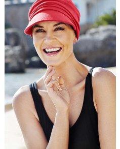 1020 Soleil Sun Cap - Christne Headwear