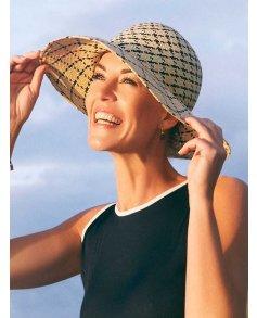 1247 Surya Straw Hat - Christine Headwear