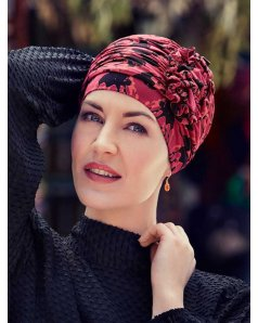 1008 Lotus Turban - Christne Headwear