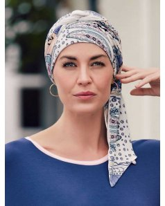 1012 Mantra Scarf Long Printed - Christine Headwear