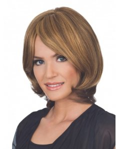 Saturn Human Hair wig - Gisela Mayer