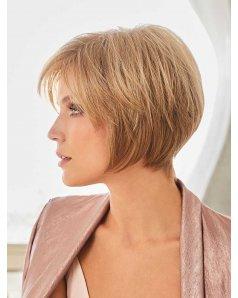 Audrey wig - Rene of Paris Hi-Fashion - Front View - Colour Vanilla Bean