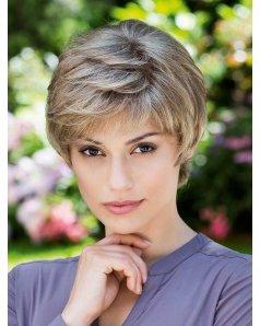 Carol Mono Lace Large wig - Gisela Mayer - Front View