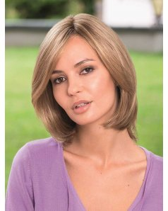 Fox Human Hair Mono Lace Deluxe wig - Gisela Mayer