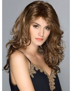 Glow wig - Ellen Wille Hairpower Collection - Colour Shown Light Mocca Mix