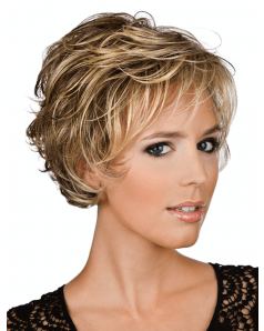 Extra Mono Lace wig - Gisela Mayer - Front View