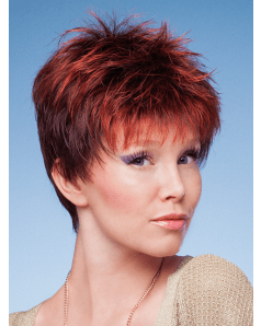 Net wig - Ellen Wille Perucci Collection - Front View