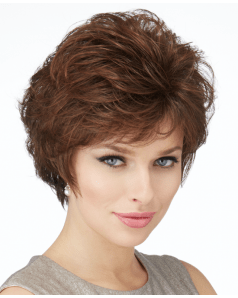 Charm wig - Natural Image - Front View