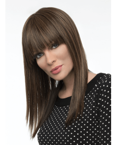 Honey Human Hair Blend wig - Natural Collection