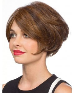 Solei wig - Revlon - Side View