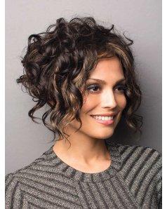 Sonoma wig - Rene of Paris Hi-Fashion - Side View - Colour Mocha Brown