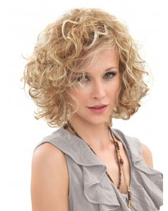 Story Lace wig - Ellen Wille Hairpower Collection - Alternative Side View - Colour Gingerblonde Rooted