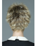 Lizzy wig - Rene of Paris Hi-Fashion - Back View - Colour Creamy Toffee Rooted