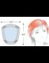 Medium TP Enhancer - Rene of Paris Hi Fashion