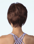 Emily wig - Amore Rene of Paris - Back View