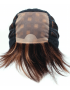 Cassidy wig - Amore 100% Hand Tied - Cap Construction