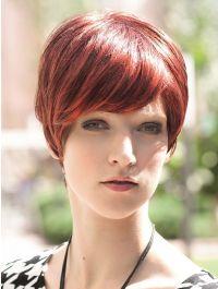Alexa wig - Gisela Mayer - Front View