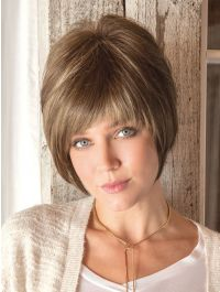 Emily wig - Amore Rene of Paris - Front View