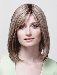 Kylie Petite Human Hair wig - Bronze Collection